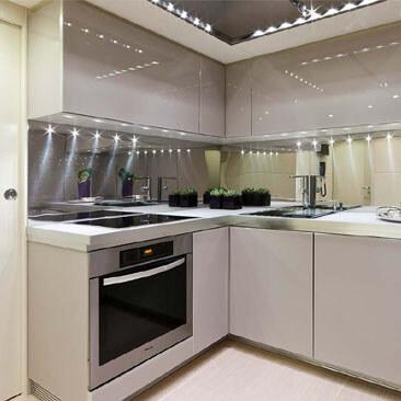 Kitchen Division Alfaw Aluminium Glass Works Alfaw Aluminium